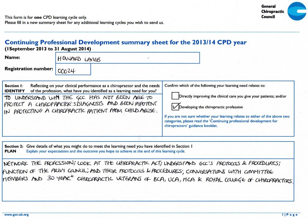 rejected cpd 2013-14 page 1